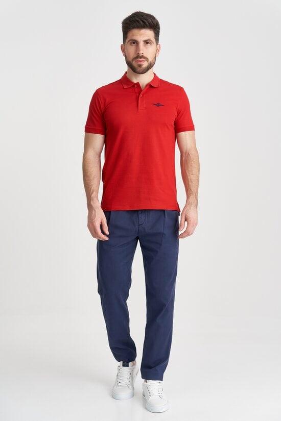 Синие брюки La Martina 1145