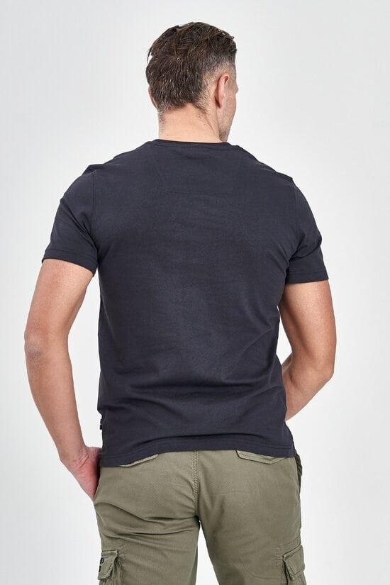 Мужская футболка из хлопка Aeronautica Militare 3053
