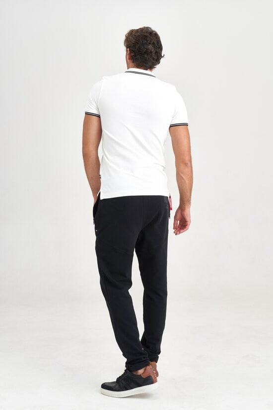 Мужская футболка-поло с декором Aeronautica Militare 3520