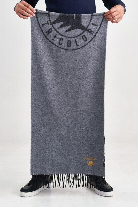 Мужской шерстяной шарф Aeronautica Militare 3583