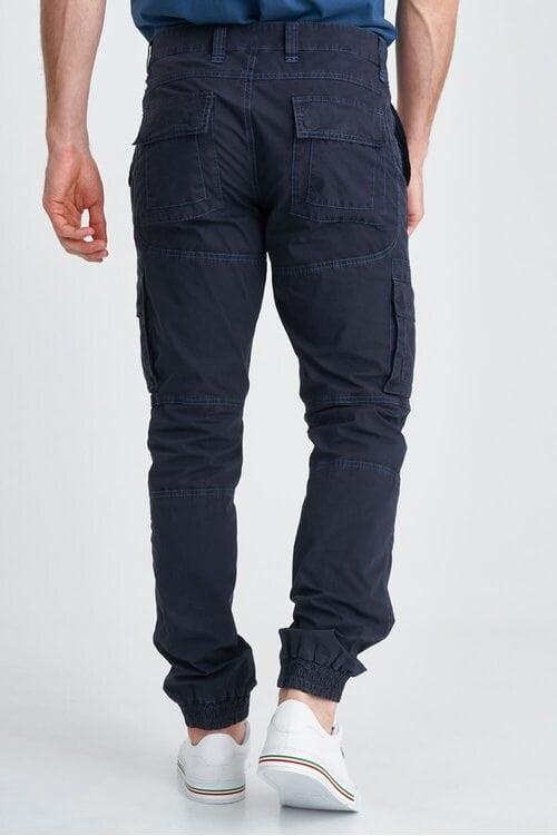 Хлопковые штаны с карманами Aeronautica Militare 3819