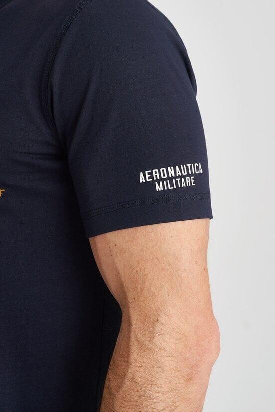 Мужская футболка с ярким принтом Frecce Tricolori Aeronautica Militare 3836
