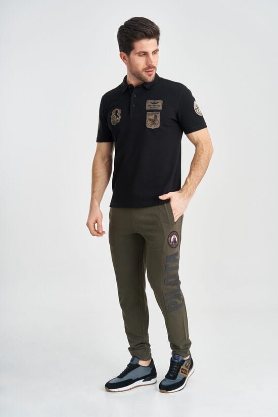 Спортивные штаны PILOTA от Aeronautica Militare 3877