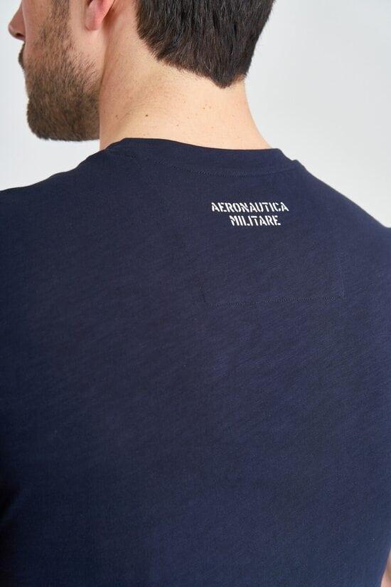 Мужская футболка с самолетом Aeronautica Militare 3919