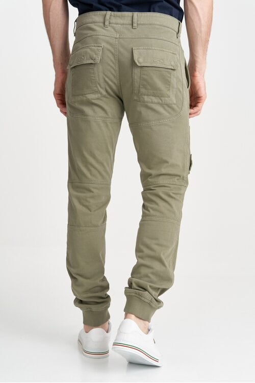 Мужские штаны Anti-G с патчами Aeronautica Militare 3975
