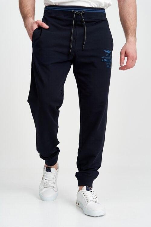 Эластичные спортивные штаны Aeronautica Militare 3976