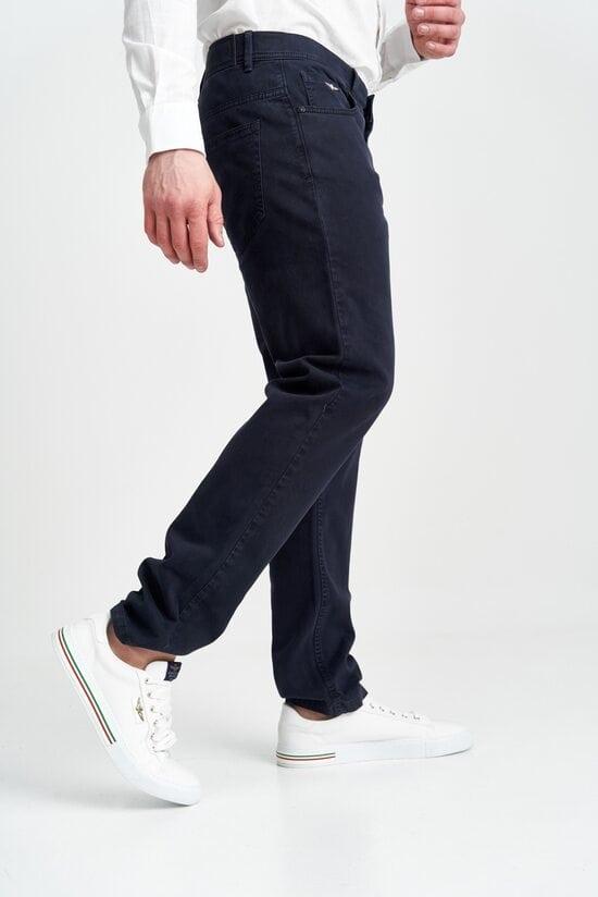 Темно-синие джинсы Aeronautica Militare 3980