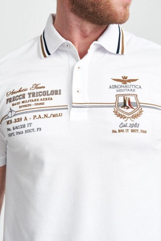 Поло Frecce Tricolori от Aeronautica Militare 4109