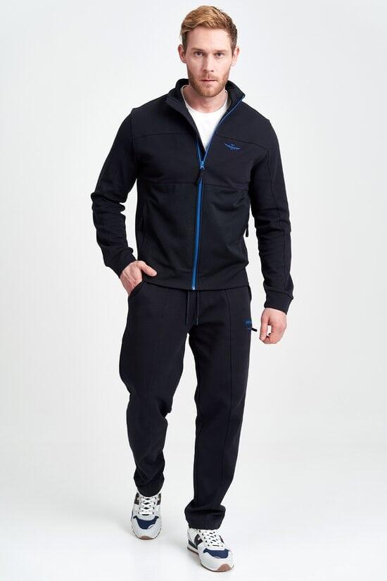 Спортивный мужской костюм Aeronautica Militare 4148