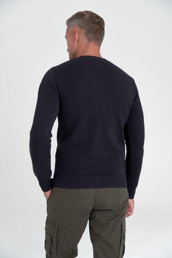 Синий свитер Bomboogie 1520