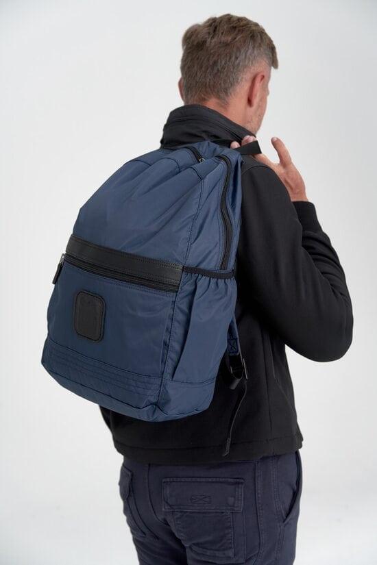 Синий рюкзак Aeronautica Militare 1904