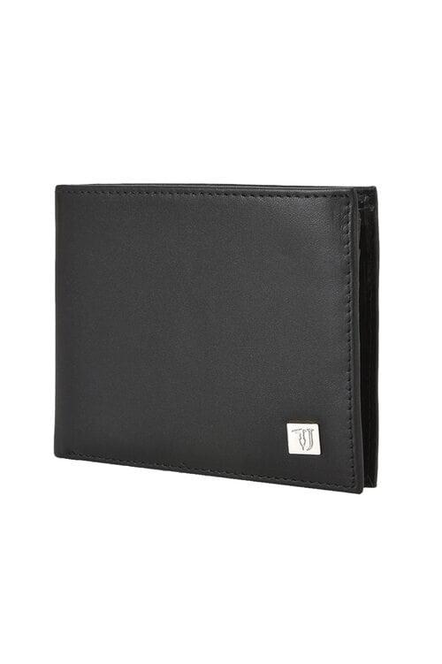 Черный кошелек Trussardi Jeans 1012