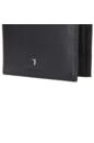 Черный бумажник Trussardi Jeans 1201