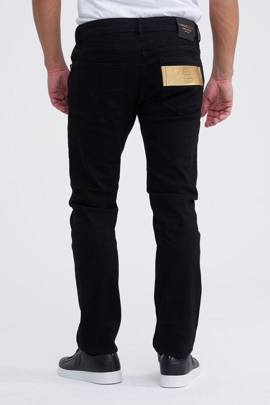 Черные джинсы VERSACE JEANS 1620